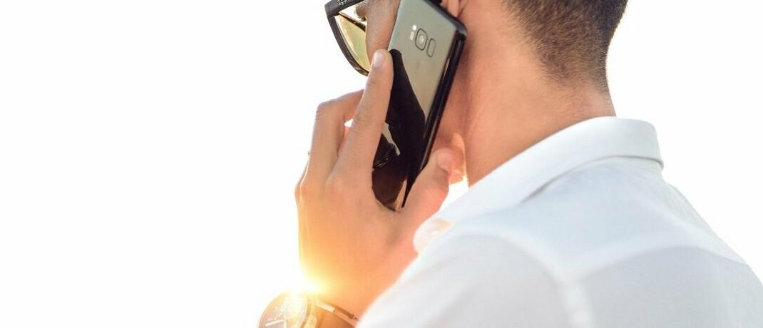 Vorsicht Falle: Betrüger geben sich am Telefon als Bafin-Beschäftigte aus.