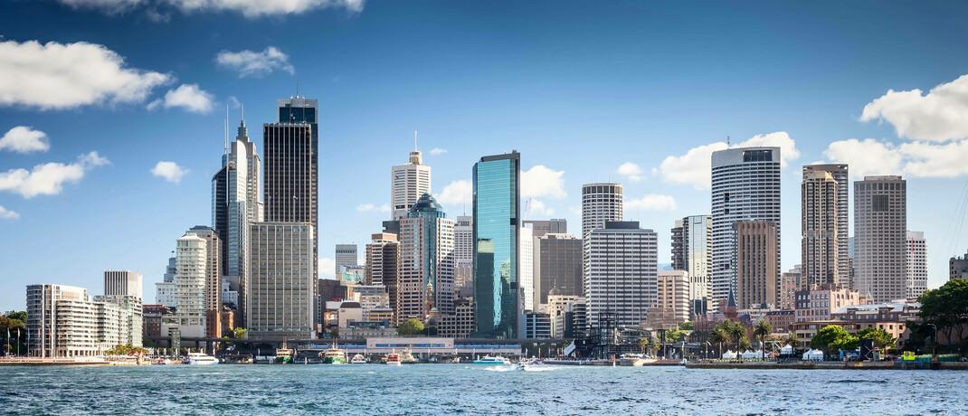 Blick auf Sydney: Die Fondsgesellschaft First State Investments hat ihren Hauptsitz in der australischen Stadt. |© imago images / blickwinkel