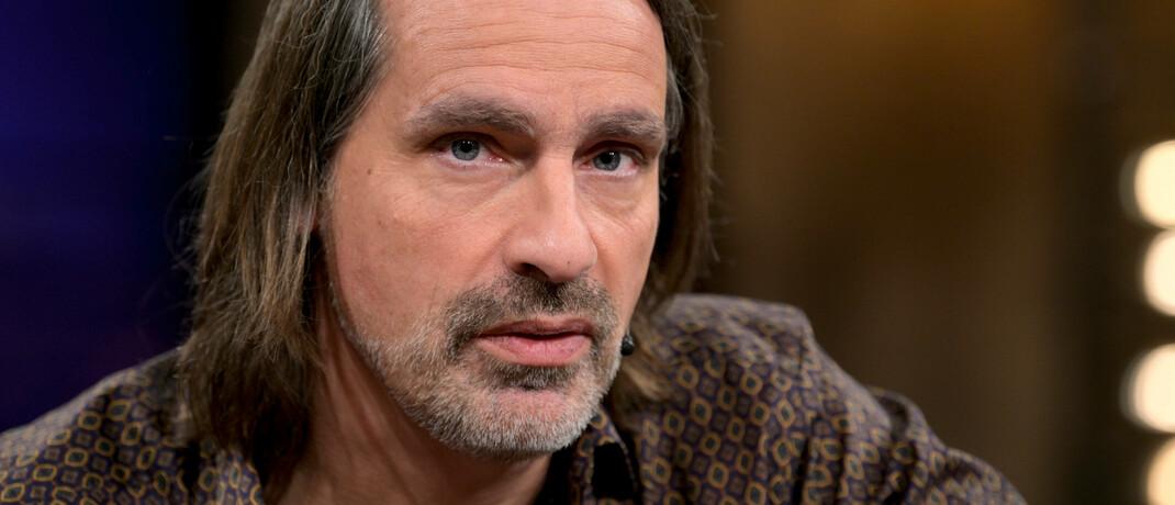 Richard David Precht ist Honorarprofessor für Philosophie und Ästhetik an der Hochschule für Musik in Berlin.|© Imago Images / Rainer Unkel