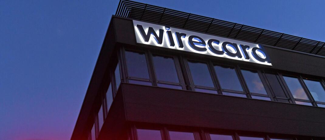Wirecard-Logo: Finanzminister Olaf Scholz fordert aufgrund des Skandals um den Zahlungsdienstleister mehr staatliche Kontrollen.|© imago images / Sven Simon