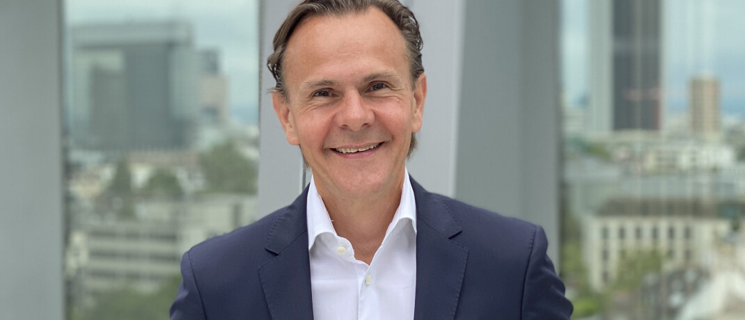 Björn Jesch, globaler Leiter Multi Asset der DWS: Zusätzlich zu seiner bisherigen Funktion übernimmt er den Chefposten der Schweizer Tochter.|© DWS