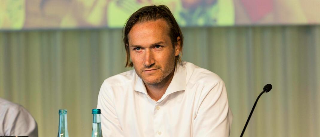 Niklas Östberg, Chef von Delivery Hero: Das Unternehmen ersetzt höchstwahrscheinlich Wirecard im Dax. © imago images / STPP