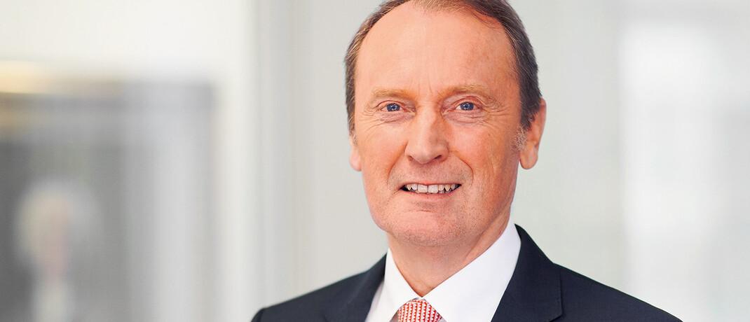 Der alte Cheflobbyist ist der neue Cheflobbyist: Hans-Walter Peters übernimmt interim das Amt des Bankenpräsidenten von seinem Nachfolger Martin Zielke.|© Bankenverband