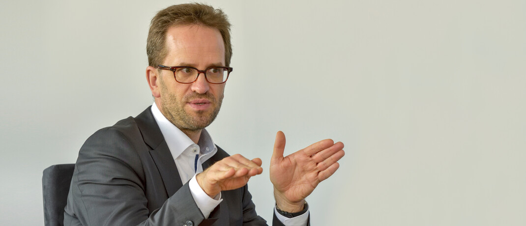 Klaus Müller, Vorstand des Verbraucherzentrale Bundesverbands|© vzbv - Gert Baumbach