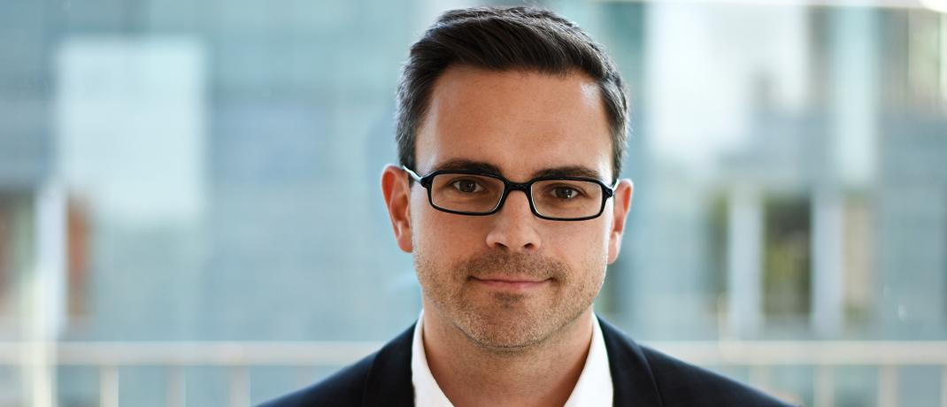 Daniel Feyler, Leiter Betriebsorganisation Versicherung bei der Netfonds Gruppe