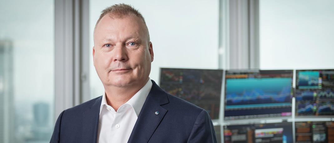 Fondsmanager Peter Dreide: Der Chef von TBF Asset Management lenkt auch hauptverantwortlich die Anlagepolitik des Mischfonds TBF Global Income. |© Marc Wittenborn