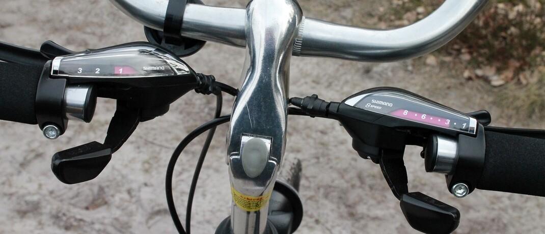 Schalthebel von Shimano: Die Aktie des japanischen Fahrradkonzerns steht mit einer Gewichtung von 2,9 Prozent auf Platz 7 im Portfolio des Lazard Global Sustainable Equity|© Kalhh / Pixabay.com