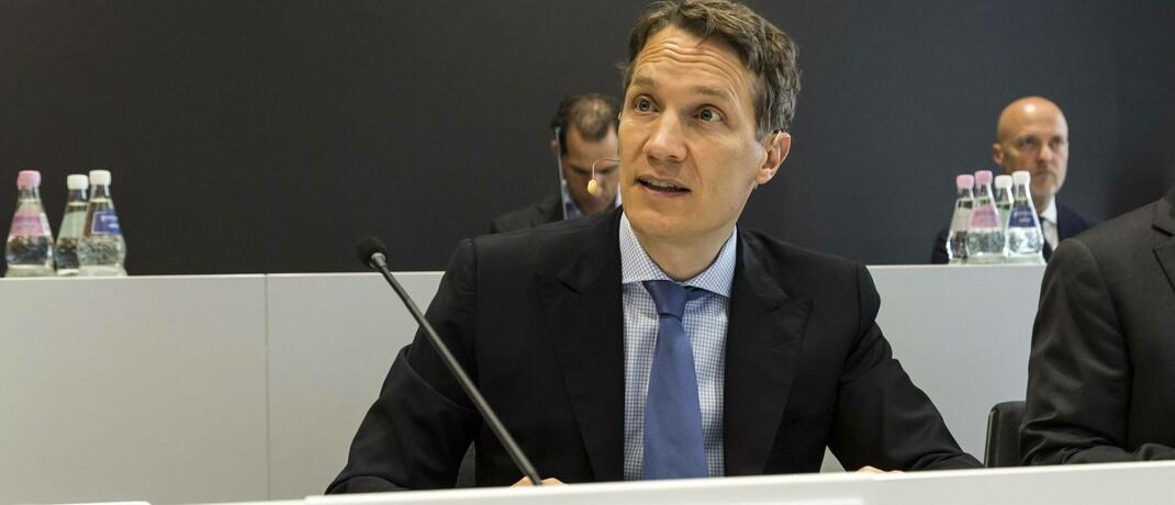 Rocket-Internet-Chef Oliver Samwer: Das Unternehmen will eigene Aktien von der Börse zurückkaufen.|© imago images / STPP
