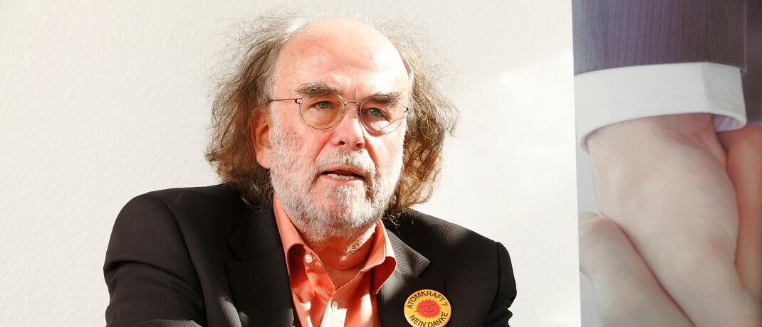 Alfred Platow, Mitgründer und Chef des Fondsanbieters Ökoworld|© Ökoworld