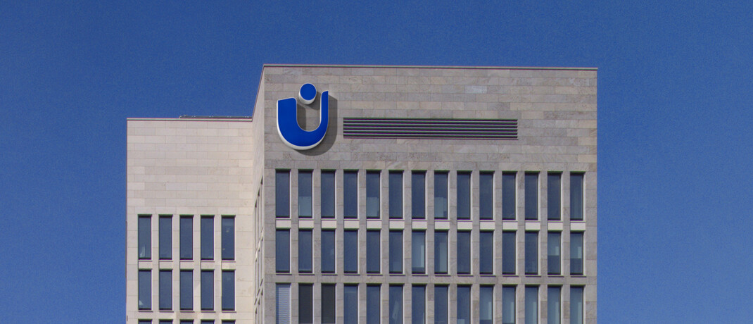 Hauptgebäude von Union Investment in Frankfurt: Ein Mitarbeiter ist beurlaubt.|© Union Investment