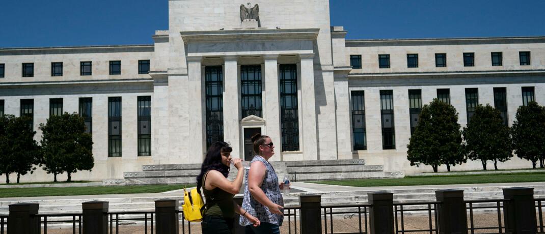 Federal Reserve, Washington, D.C.