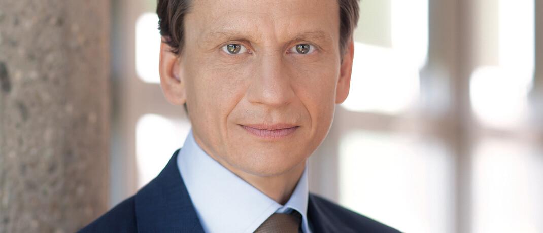 BVI-Hauptgeschäftsführer Thomas Richter: Die Verbände BVI und GDV fordern, US-amerikanische Ratinghäuser in Europa stärker zu regulieren.|© BVI
