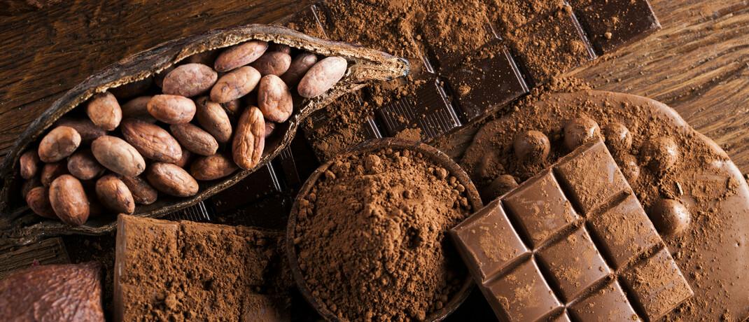 Mit Schokolade in die Zukunft: Süßwarenhersteller benennen ihre Produkte neu, auch im Asset Management gibt es hierfür gute Gründe.|© imago images / agefotostock