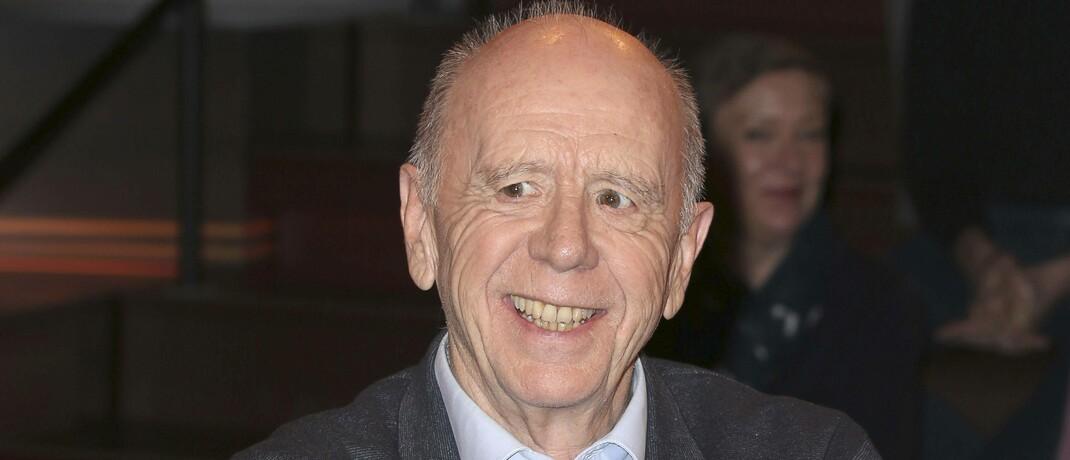 Talkschow-Auftritt im ZDF: Der ehemalige Arbeits- und Sozialminister Walter Riester, Namensgeber und Initiator der Riester-Rente|© Imago / Future Image