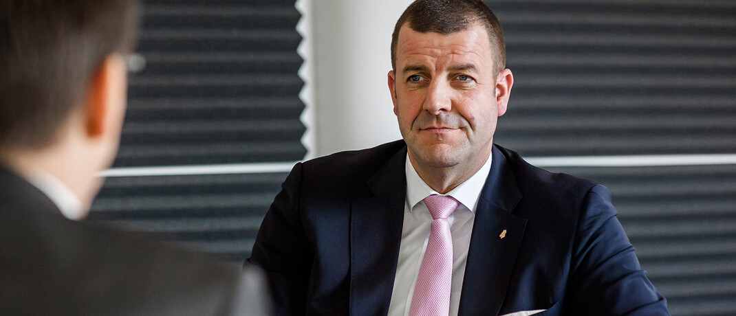 Björn Drescher, Gründer und Chef der Kölner Beratungsgesellschaft Drescher & Cie.