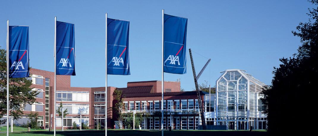 Axa-Hauptverwaltung: Die Versicherungsgesellschaft kooperiert mit der Direktbank ING Deutschland.