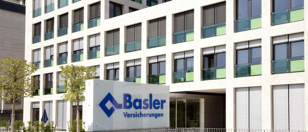 Sitz der Basler Versicherungen in Bad Homburg v.d.H.