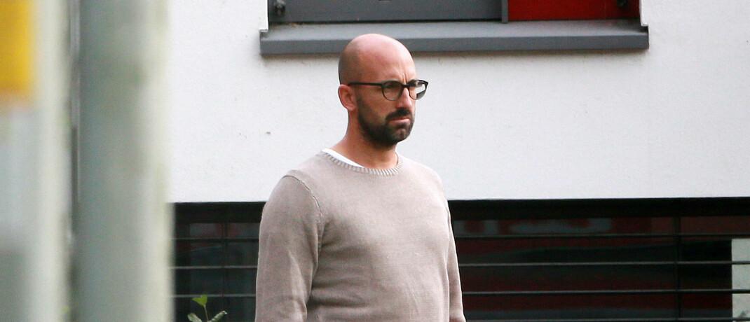 Moritz Anderten, Psychologe des 1. FC Köln