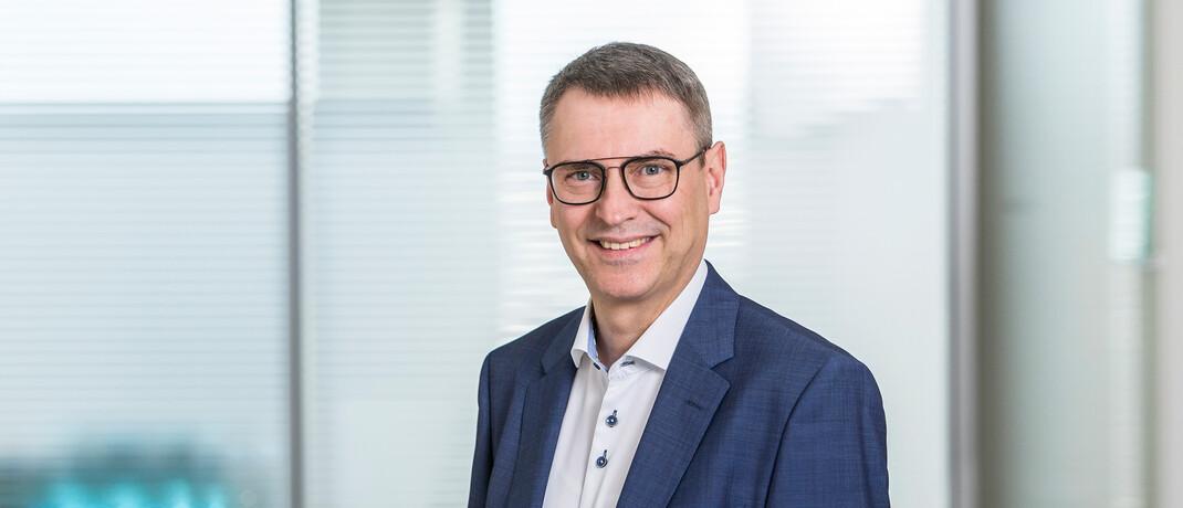 Leitet im Portfoliomanagement von Union Investment die Abteilung Relative Return des Bereiches Multi Asset: Max Holzer.