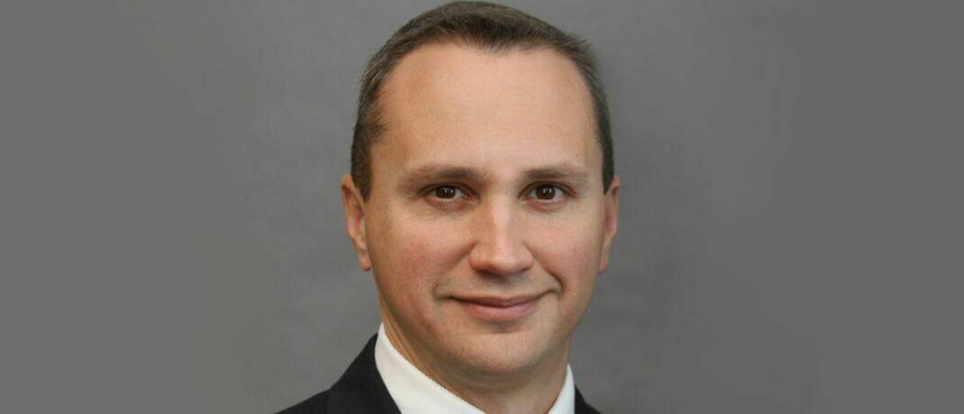 Robert Almeida ist als Investment-Stratege beim Vermögensverwaltung MFS Investment Management tätig.