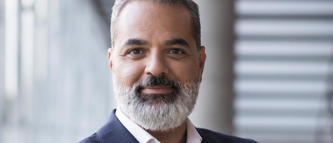 Hussam Masri, Leiter Private Banking und Produktmanagement der DekaBank