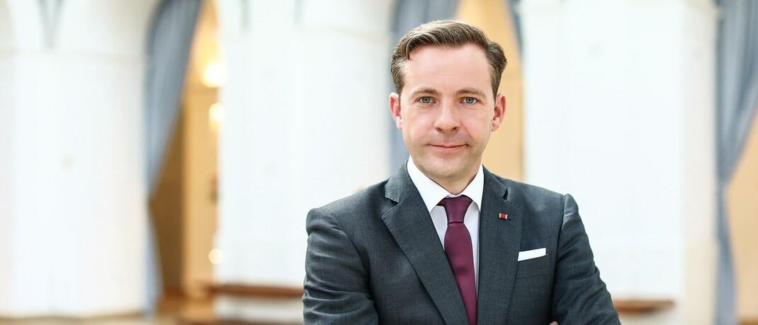 Bekommt zwei neue Kollegen im Vorstand von Phönix Maxpool: Oliver Drewes
