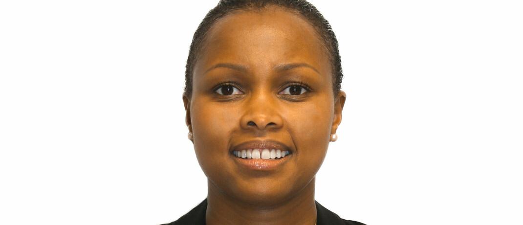 Hellen Mbugua ist ESG-Expertin beim Calvert Institute.