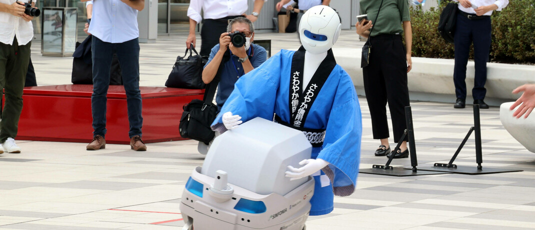Roboter in Japan