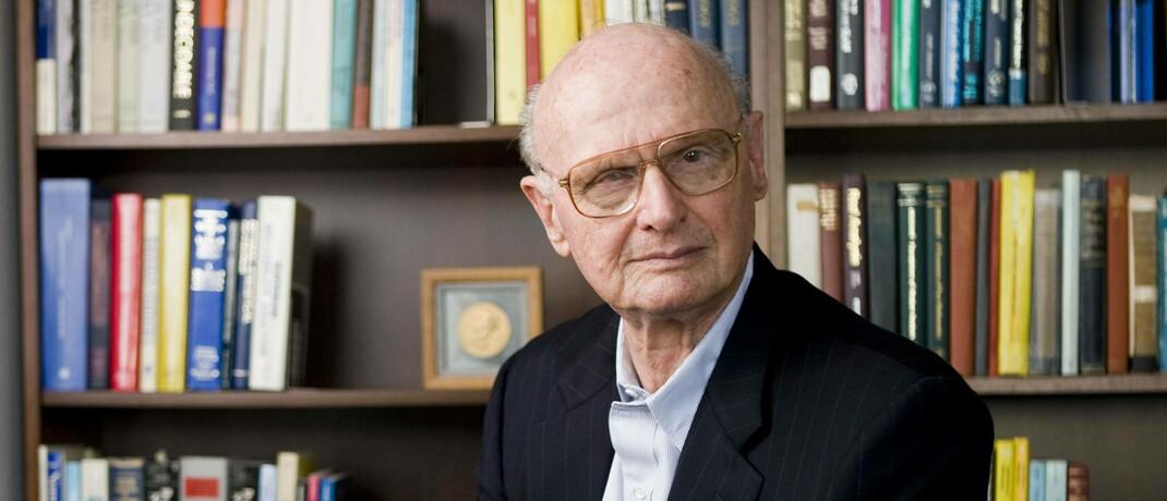 Harry Markowitz, Vater der Modernen Portfoliotheorie