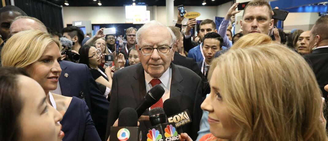 Mit Value-Aktien verdiente Warren Buffett ein Vermögen