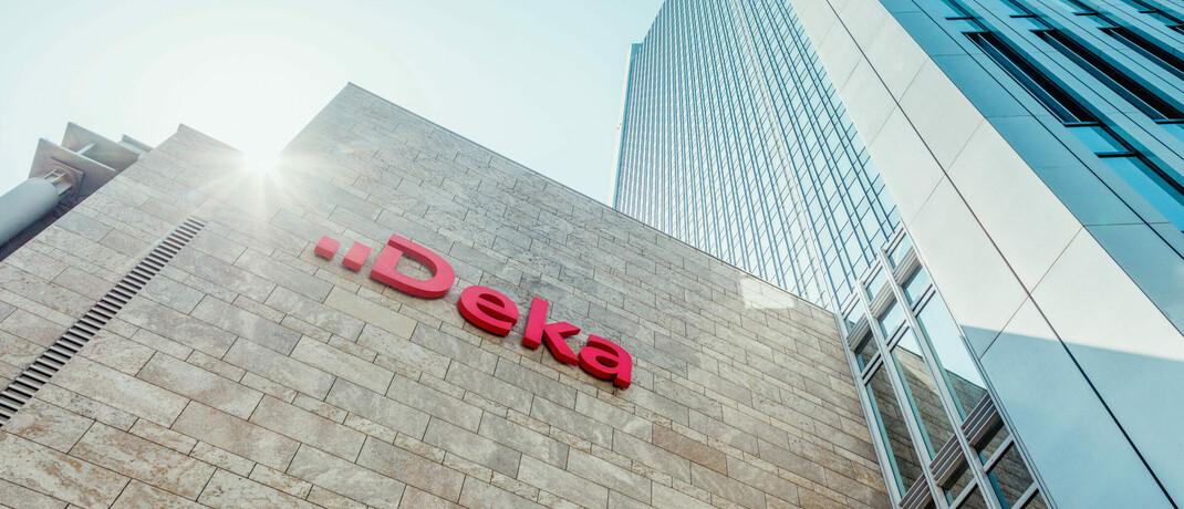 Deka-Hauptsitz in Frankfurt am Main