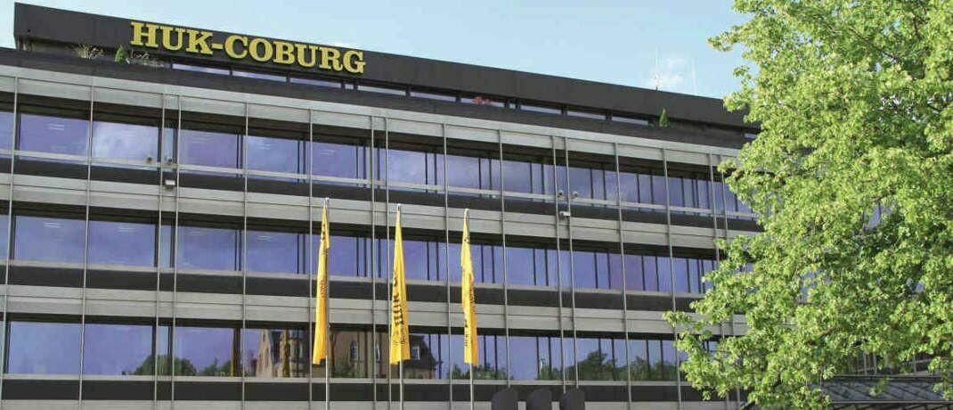 Hauptsitz des Siegers im bayerischen Coburg