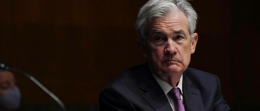 Skeptischer Fed-Chef Jerome Powell