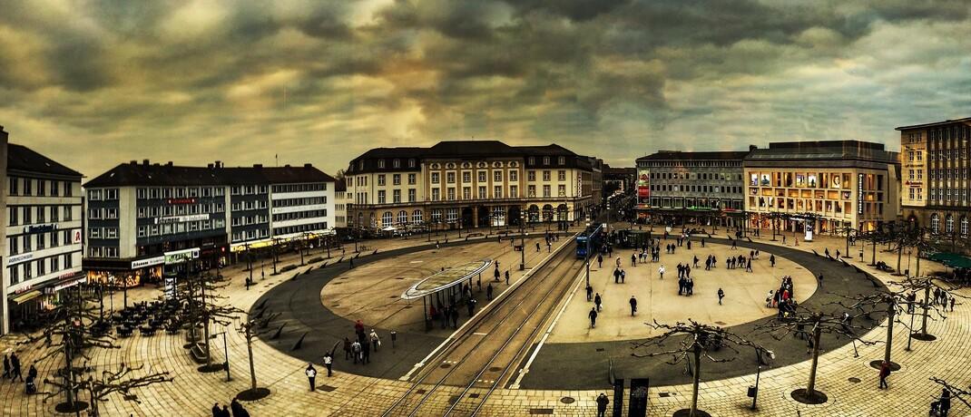 Königsplatz in Kassel