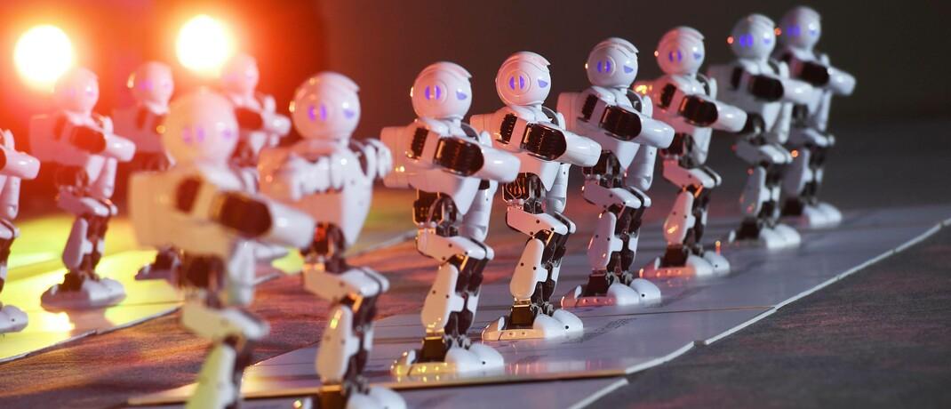 AI, KI Künstliche Intelligenz DE cover image