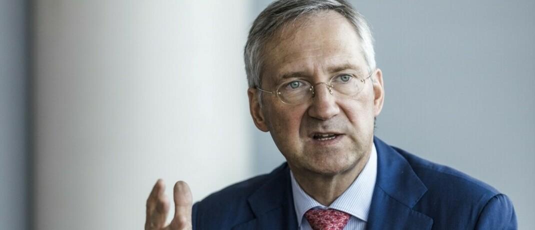 Bert Flossbach, Mitgründer des Kölner Vermögensverwalters Flossbach von Storch