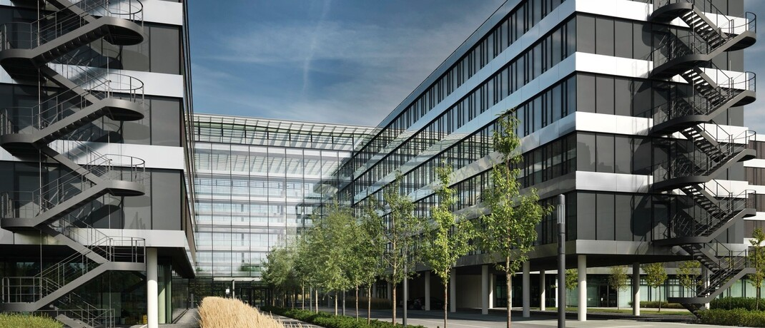 Talanx-Zentrale in Hannover