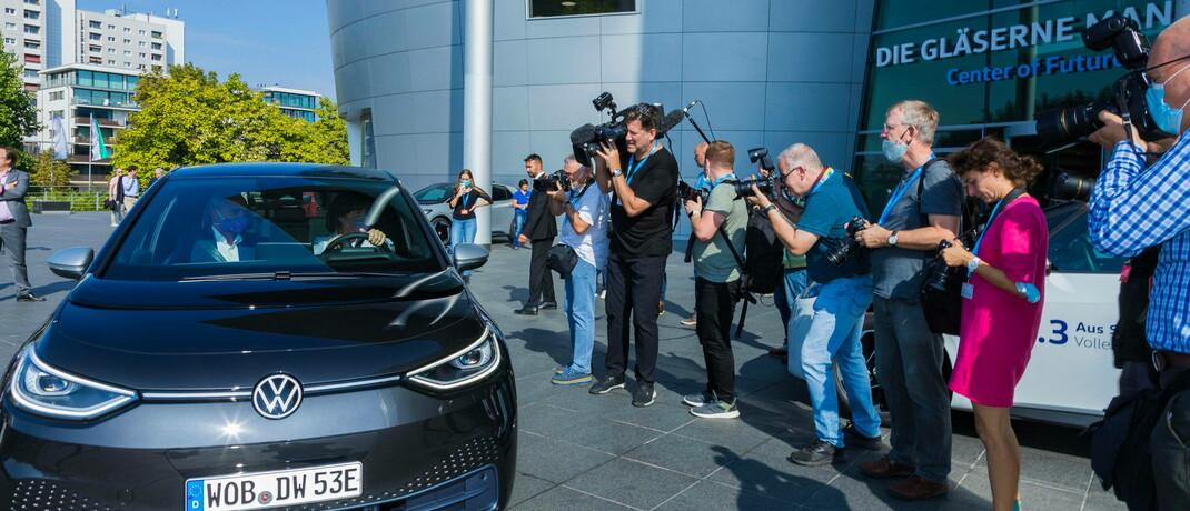 Volkswagen belegt Platz 1 der größten deutschen Familienunternehmen