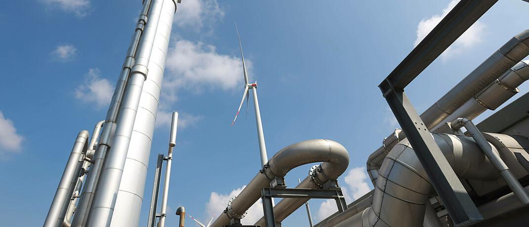 Wasserstoffproduzent Getec aus Sachsen-Anhalt