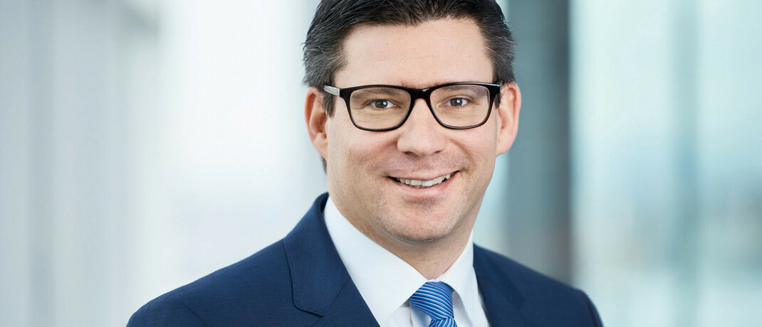 LBBW-Manager Daniel Kutschker