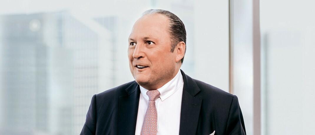 Markus Hampel, Wholesale-Chef von MFS in Deutschland