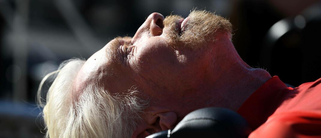 Unternehmer Richard Branson