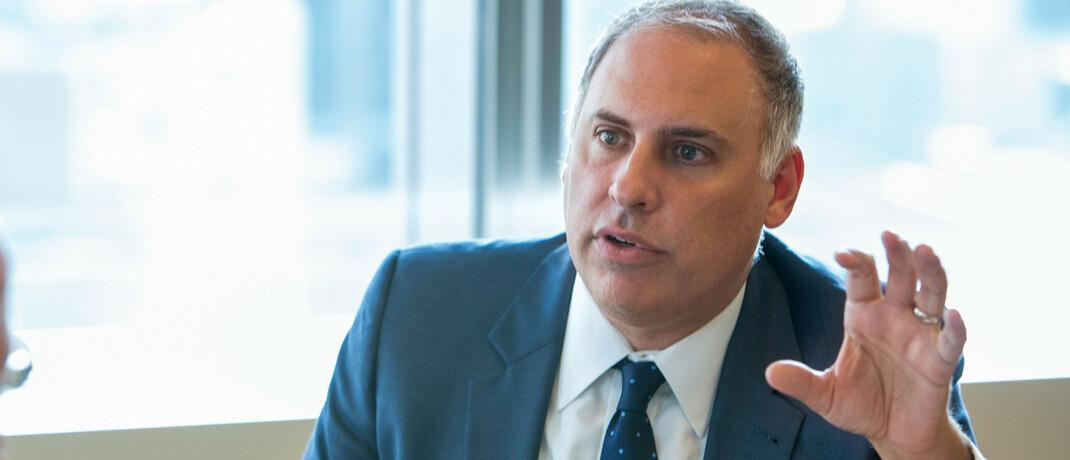 Fondsmanager Michael Schoenhaut