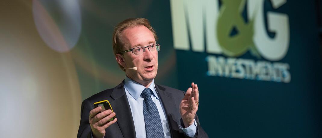 Richard Woolnough, Manager des M&G Optimal Income