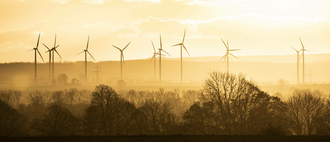 Windkraftanlagen in Sachsen-Anhalt