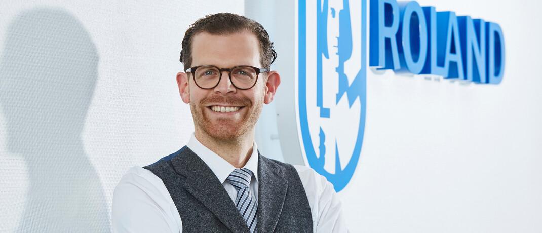 Tobias von Mäßenhausen, neuer Generalbevollmächtigter bei Roland Rechtsschutz.