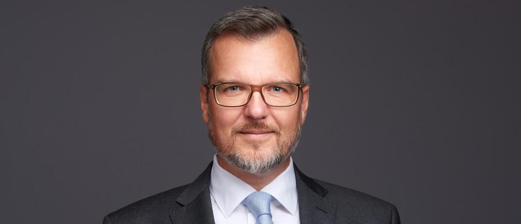 Vertriegsspezialist Christoph Schwarzmann