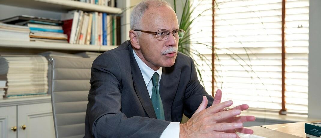 Fondsmanager Michael Keppler