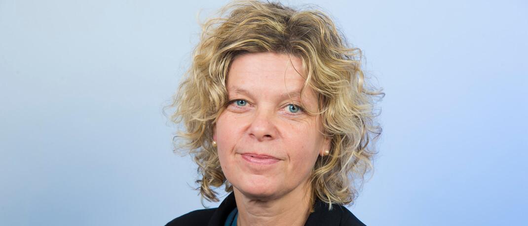 IW-Forscherin Andrea Kurtenacker