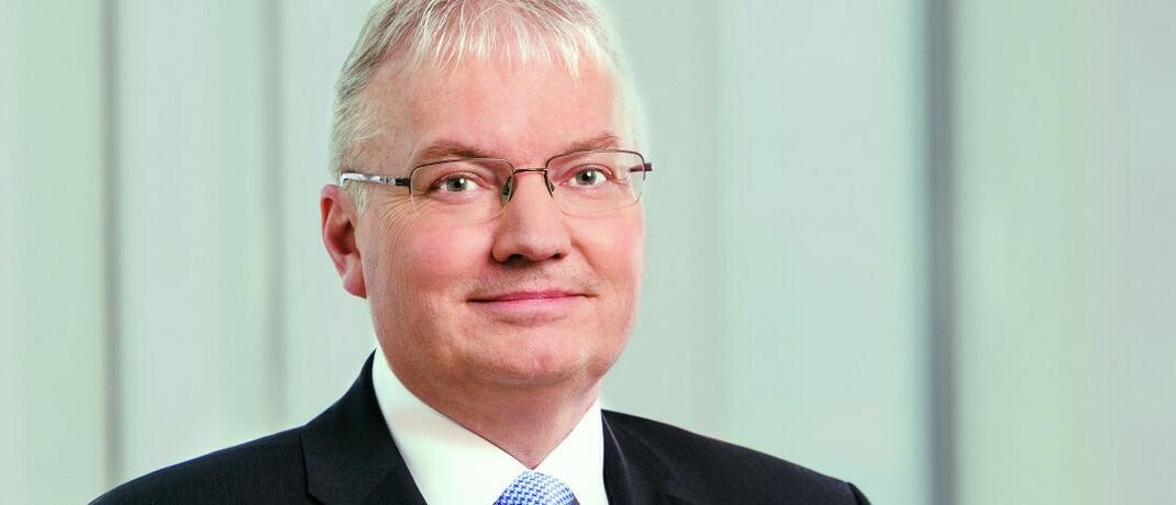 Torsten Knapmeyer, Generalbevollmächtigter und Vertriebschef der Dekabank